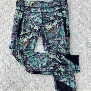 Multi-colored Lululemon leggings!